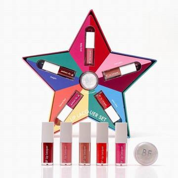 OEM lipgloss set Private label lipgloss colorful lipgloss