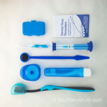 Set de soie dentaire orthodontiste