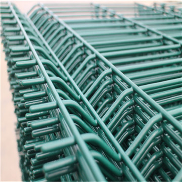 3D panel fence weld mesh fence