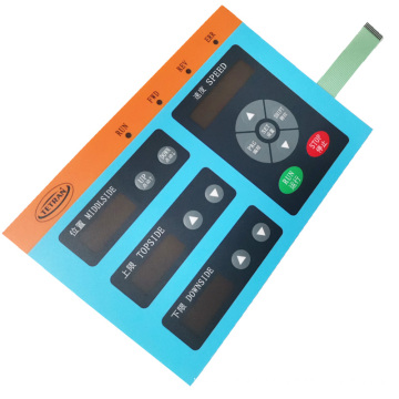 factory high quality custom membrane switch button