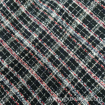Boucle fashion fabic design fabric