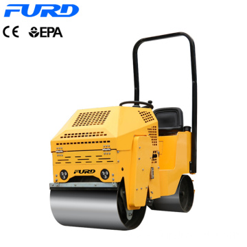 CE Comply Vibratory Mini Road Roller Compactor