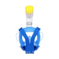 Turn Snorkel Mask Full Face O-xygen Breathing Masks