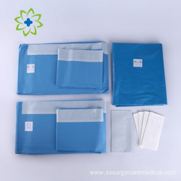 Free Sample Custom Disposable Field Surgical Kit