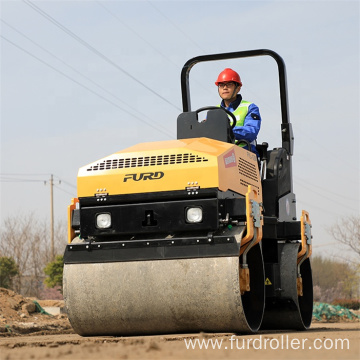 Nice Price 3 Ton Vibratory Road Compact Roller