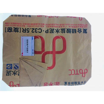 Composite Portland Cement Kraft Paper Bag