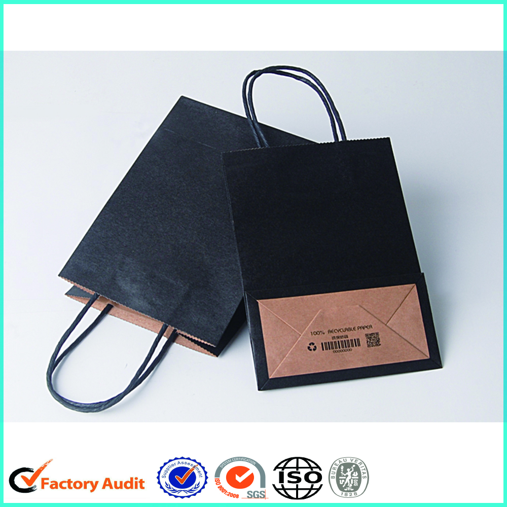 2017 New Gift Paper Bags Template Design
