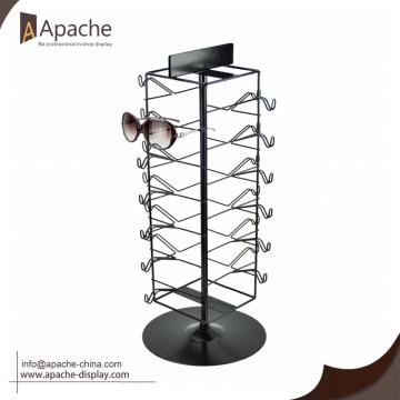 Metal Eyewear Sunglasses Counter Display Stand