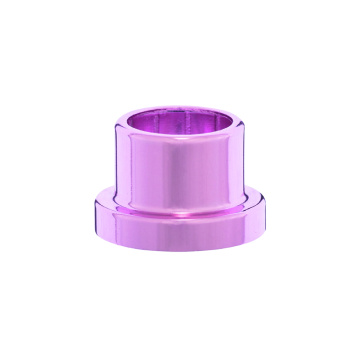 15mm aluminium large edge perfume crimp pump collar