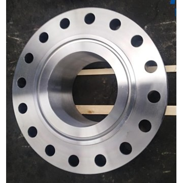 B16.5 forged steel raised face slip on flange