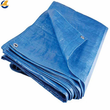 Custom Size Top Quality Stock Poly Tarpaulins Cover