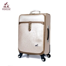 Personalized  Waterproof  PU Travel Luggage