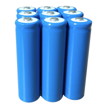 Rechargeable Flashlight Battery 3.7v 2200mAh (18650PPH)