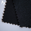 Double dot 100%Polyester water jet fusible woven interlining