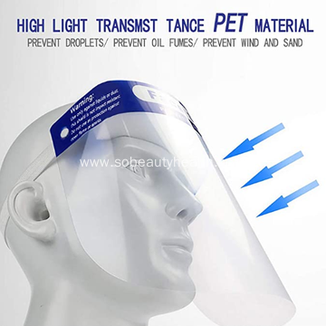 Face Shield are for both men and women