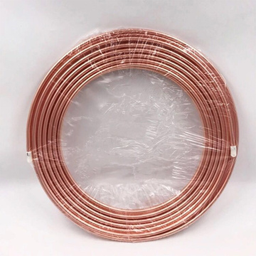 Induction coil Copper pipe for welding