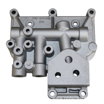 OEM service custom a380 aluminum die casting for auto parts