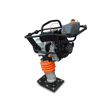 High efficiency diesel tamping machine