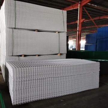 Bending Galvanized welded wire mesh metal stockade