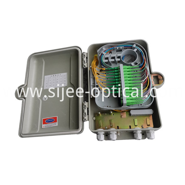 SMC Fiber optic Distribution box