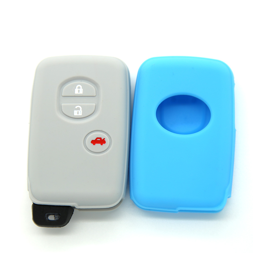 Auto Silicone Key Cover For Toyota