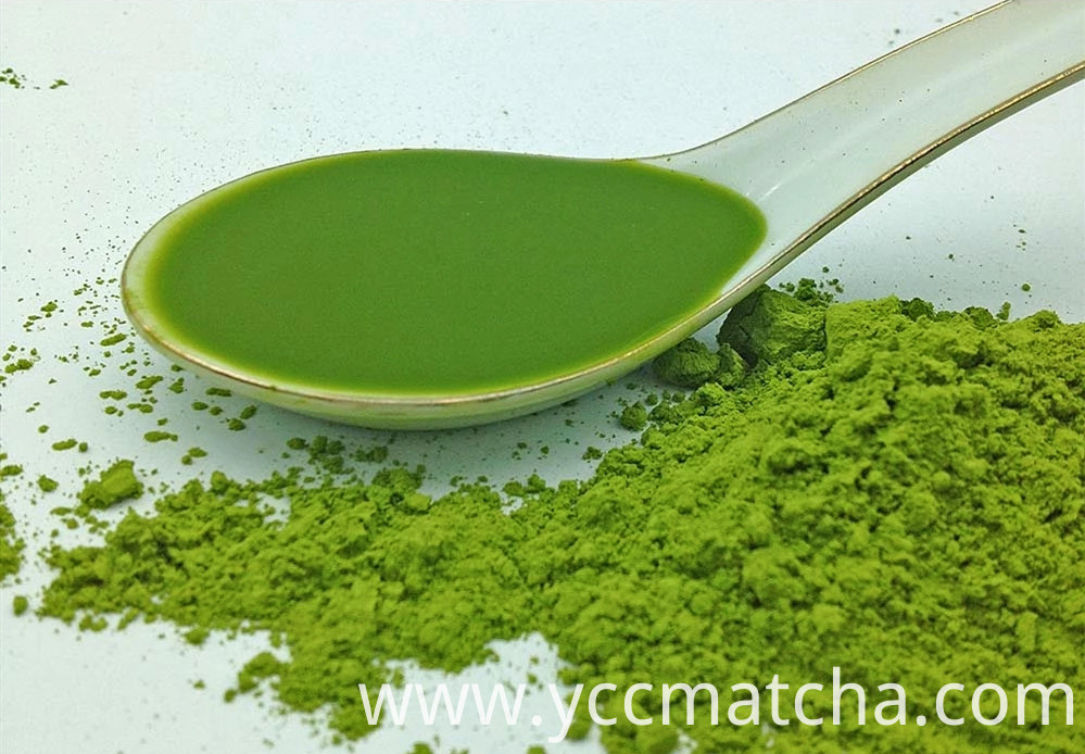 Private Label Cooking Matcha Powder