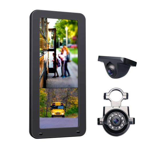 12.3inch Electronic Rear View Mirror Driving Recorder