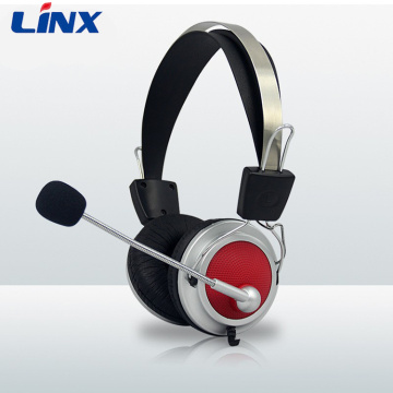 Usb gaming headset wired with mic Computer Headphones