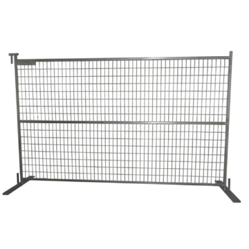 Factory Galvanized Removable Temporary Fence In Stock