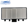Infrared ceramic gas heater gas patio heater