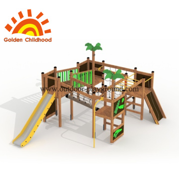 Outdoor play structure canada for sale