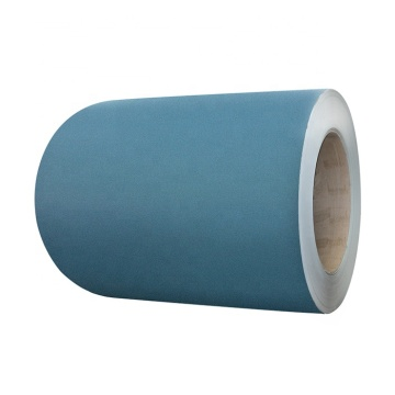 color coated 3105 aluminum coil for gutter