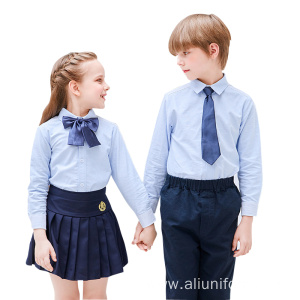 Kids Primary School Uniform for spring autumn