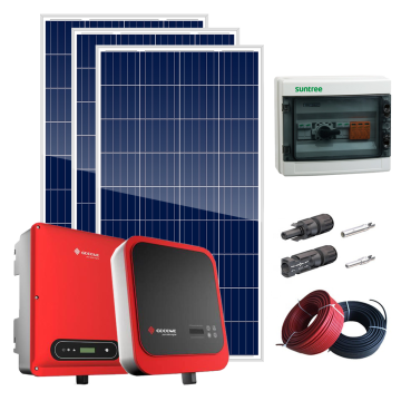 High quality 4kw solar system with usefully