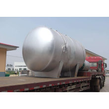 Composite stainless steel tank
