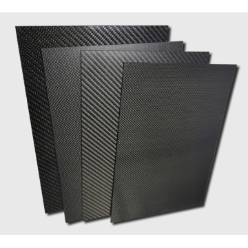 5.0mm Composite Hardness Material Anti-UV carbon fiber sheet