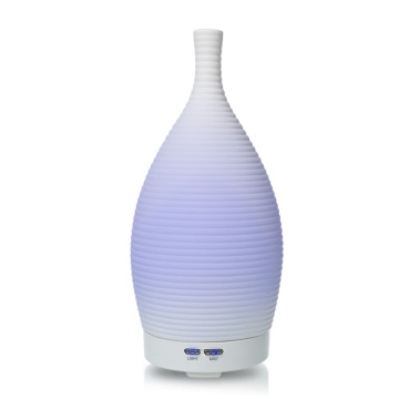 Ultra Quiet Ultrasonic Aromatic Aroma Diffuser Ceramic