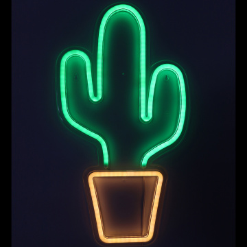 CACTUS LED NEON SIGN