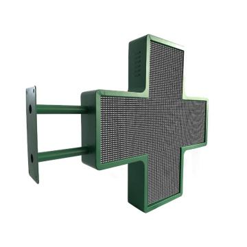 Pharmacy P10 Cross LED Display