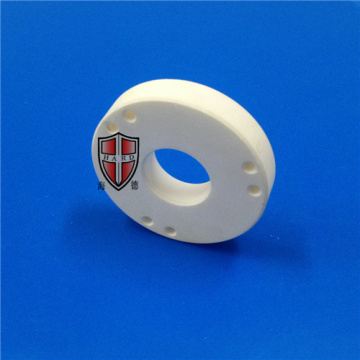 electronic machinable glass ceramic plunger plate