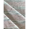 Speckled Stripes French Terry Knit