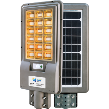 200W All in one solar street light outdoor