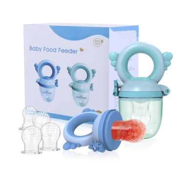 Appetite Stimulation Silicone Baby Food Feeder