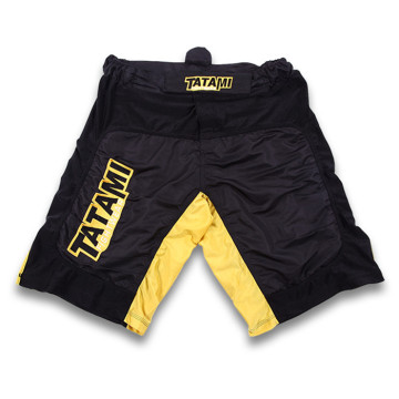 Mens Crossfit Training sublimation printed fight shorts