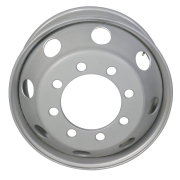 steel rims for tire 11R22.5