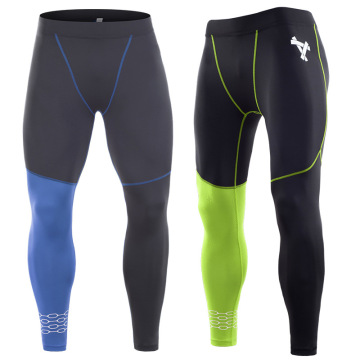 Men's Compression Capri Pants