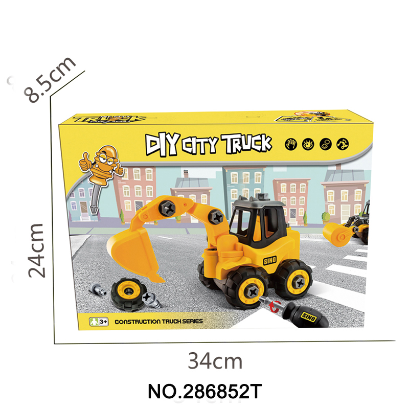 286852t Truck Toy Baby