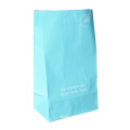 Custom airline sickness bag clear bag