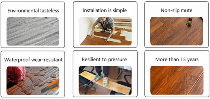 Laminate Flooring Advanages