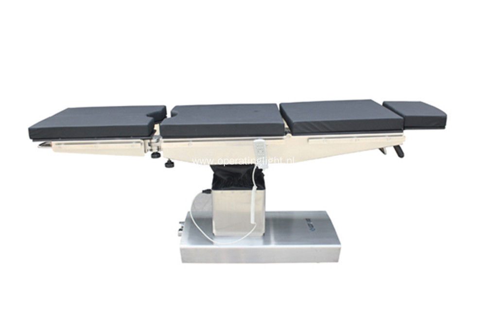 Operating theatre room electric surgical tables